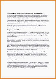 Child Custody Letter Sample 6 Child Custody Letter Template Weekly Template