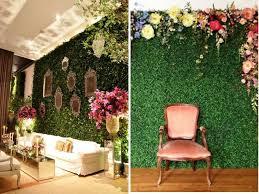 foliage wall