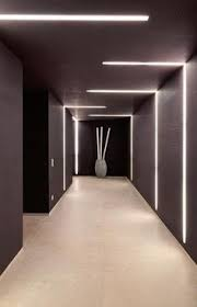 hotel hallway lighting ideas. LED Lighting Design Inside The Private House Chameleon In Mallorca Hotel Hallway Ideas 9