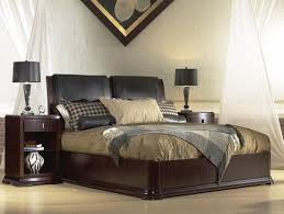 art bedroom furniture. Furniture, Art Deco Furniture For Bedroom Matched With Charming Brown Bed And Sweet Black Table U
