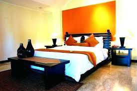 painting accent walls in bedroom ideas orange bedroom paint bedroom paint ideas accent wall orange bedroom