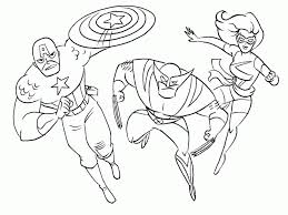 Pypus is now on the social networks, follow him and get latest free coloring pages and much more. Superhero Coloring Pages Splendi App Easy Greatestcomicbook