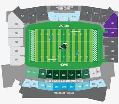 Yulman Stadium Seating Chart Updated Per Seat Donations