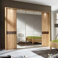 Schlafzimmerschrank Aus Eiche Mit Spiegeltüren Exklusive
