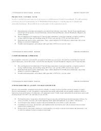 Quality Control Resume Sample Samples Resumes Inspector