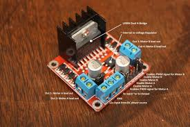 arduino modules l298n dual h bridge motor controller 4 steps Drok L298n V3 Wiring Diagram step 1 getting to know your l298n dual h bridge motor controller module