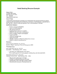 Basic Cv Templates Retailreference Letters Words Resume Examples For