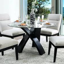 5 piece gl dining table set 5 piece set a round gl table 5 piece gl