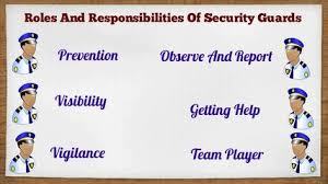 security officer duties and responsibilities roles and responsibilities of security guards video dailymotion
