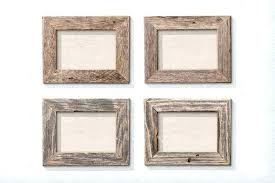 micheals frames wooden picture isolated natural wood