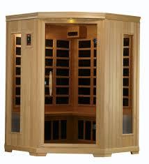 Golden Design 3 Person Sauna Torino Low Emf 3 Person Far Infrared Sauna