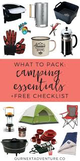 Best 25+ Camping essentials family ideas on Pinterest | Camping ...