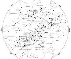 Southern Sky Star Chart 56 Organized Southern Sky Star Chart