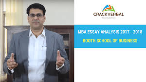 booth school of business essay analysis  the university of chicago booth school of business essay analysis 2017 2018