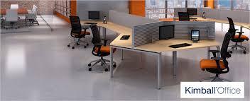 kimball office furniture installation