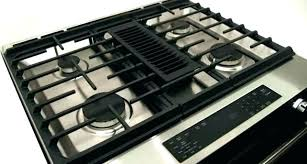 gas cooktop with downdraft. Jenn Air 30 Inch Gas Cooktop With Downdraft Best The .