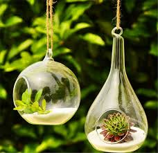 Hanging Air Plant Terrarium/Wedding Candles,Glass Ball Tealight Holders  Wedding Or Home Decor Candlestick Flowers And Vases Flowers And Vases  Online From ...
