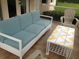 white outdoor furniture. simple white patio sofa outdoor furniture