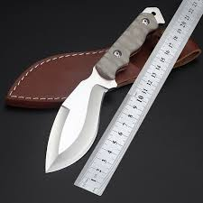 FULL TANG <b>High Hardness</b> Outdoor Tactical Knife <b>Special Warfare</b> ...