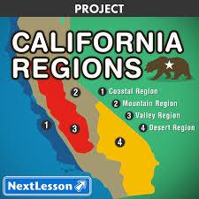 California Regions California Regions Nextlesson