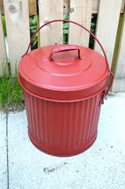 Outdoor Trash Can With Wheels Magnificent Outdoor Garbage Cans With Wheels Outside Garbage Cans Garbage Can
