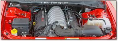 srt v engines and vs supercharged hemi 6 1 liter hemi engine