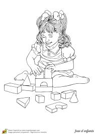 Coloriage Jeux Des Enfants Le Coloriage