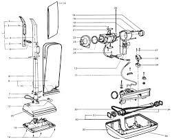 oreck xl4000 vacuum parts Oreck Vacuum Parts Oreck Xl Motor Wiring Diagram #19