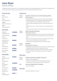 Hospital Unit Clerk Resume Secretary Resume Sample Complete Guide 20 Examples