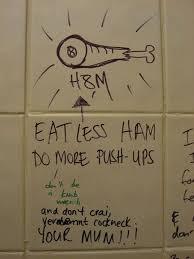 bathroom stall writing. UselessHumor: Funny Signs: The Best Of Bathroom Stall Graffiti \u0026 Writing.   Somewhat Writing O