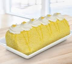 The meringue is made from egg whites, cream of tartar, and granulated sugar. Yema Roll Cake Red Ribbon