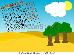 Calendar 2010 September 2010 Monthly Calendar 9 Of 12 September