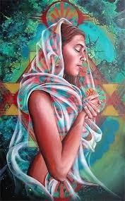 Pin by Ada Cornejo on MUJERARKANGEL   Visionary art, Spiritual art, Art