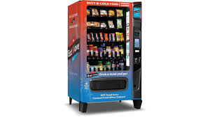 California Vending Machine Simple EatWave™ Vending Launches Hot And Cold Food Vending Machine With