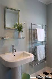 painting a bathroom. only a resene paint will give you the authentic colour and durability painting bathroom s