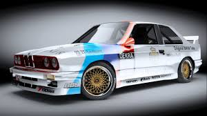 Sport Series bmw e30 m3 : BMW E30 M3 GroupA DTM Render by Krysiaman on DeviantArt