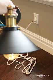 how to mount the hard wire lights and attach them to the remote control power strip