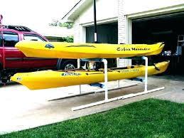 canoe storage ideas outdoor kayak storage ideas outdoor kayak storage canoe rack ideas plans and outdoor canoe storage