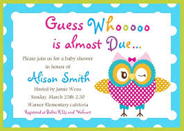 Invitation Template Word Gorgeous Free Baby Shower Invitation Templates For Word Weareatlove