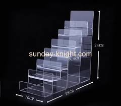 Acrylic Riser Perspex Display Stand Acrylic display manufacturers customized acrylic riser perspex 3