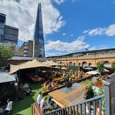 summer restaurants in london
