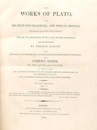 complete works of plato works plato bauman rare books