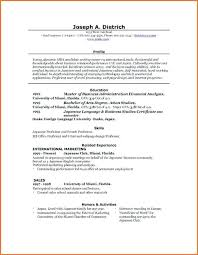 Free Resume Templates Microsoft Office Word 2007 For Cute