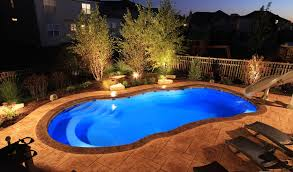 Fiberglass Swimming Pool Designs Awesome Design Inspiration
