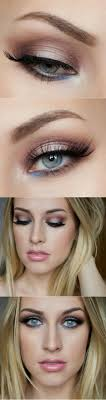 if you use black eyeliner use blue also in the corner