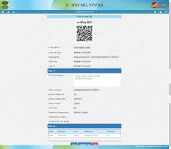 What Is Gst E Way Bill How To Generate Via Online Or Sms Sag