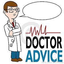 نتیجه تصویری برای medical advice