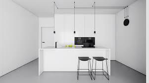 minimalist metal kitchen chair