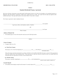 Sublease Form 016 Copy Rental Lease Agreement Landlord Sample Car Template