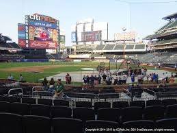Citi Field Seating Chart 2019 Conclusive New York Mets Seating Chart View New York Mets